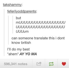 When they discovered translating between American and British English can be extremely tricky. | 21 Times Tumblr Proved English Is The Worst Language Ever