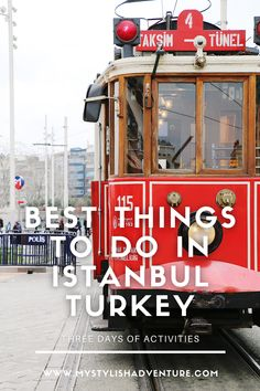 This post covers all the BEST things to do in Istanbul, Turkey! There is a little something for everyone- shopping, sight-seeing, history...this post covers it all. #Istanbul #Turkey #BestThingsIstanbul #VisitTurkey #TurkeyVacation Europe Destinations, Travel Tips For Europe, Best Places To Travel, Cool Places To Visit, Amazing Destinations, Iran Travel, Asia Travel, Ukraine, European Vacation