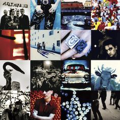 U2 - Achtung Baby. This album is so meaningful to me...