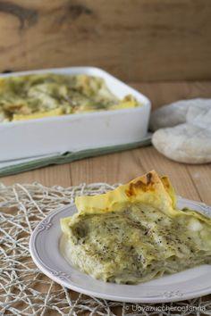 Lasagne con crema di carciofi, un secondo piatto vegetariano reso ancora più digeribile grazie ad un trucchetto: scopri la ricetta!