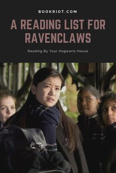A reading list for Ravenclaws.