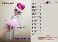 Ugh so pretty – BuzzTMZ - AmigurumiHouse Octopus Crochet Pattern, Crochet Dolls Free Patterns, Baby Knitting Patterns, Baby Patterns, Doll Patterns, Crochet Toys, Amigurumi Patterns, Free Crochet, Booties Crochet