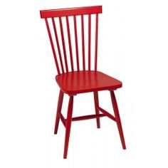 Designstoel - Agnes - Retro hout rood - Dan-Form De designstoel Agnes van Dan-Form brengt u terug in de tijd! Terug aan grootmoeders tafel! Creer de gezellige sfeer ook weer aan uw eetkamer tafel. De Agnes stoel is van hout en in 4 kleuren verkrijgbaar. Wit, rood, zwart en eiken.