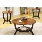 Poundex Furniture - 3-Pieces Table Set - F3173  SPECIAL PRICE: $339.00