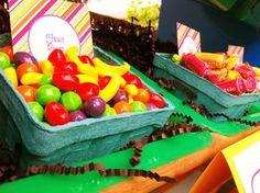 Fruit Stand Birthday Party Ideas | Photo 2 of 8 | Catch My Party