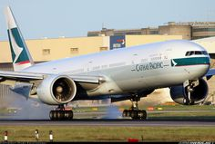 Boeing 777-367/ER - Cathay Pacific Airways | Aviation Photo #2143311 | Airliners.net
