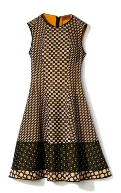 Missoni printed dress, Resort 2013 via Moda Operandi #Print #Pattern