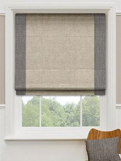 Image result for shaker roman blinds