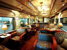 Great South Pacific Express.