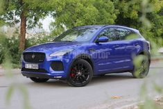 Sophistication, style and sport are the words I would use to describe the Jaguar E-Pace A beauty that turns heads wherever she goes, the E-Pace is currently the smallest SUV in the brand's . Small Suv, Jaguar E, Cars And Motorcycles, Vehicles, Car, Vehicle, Tools
