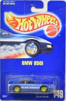 ad826e838f Looking for information on Hot Wheels BMW 1991 Collector Number Visit  Diecast News Network your home for Diecast Articles