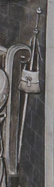 Vie et miracles de Notre Dame, en prose française, arrangés par Jean MIÉLOT.   Date d'édition :  1401-1500  Français 9198  Folio 43v