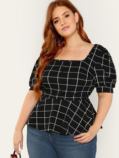 d9015fd44f50e9 24 Best Spring Plus Size Fashion images | Asos curve, Plus size ...