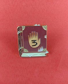 Your marketplace to buy and sell handmade items. - inch hard enamel pin with which all major Journal 3 falls from gravity. Don& let Bill get - Pins Diy, Mug Design, Hard Enamel Pin, Pin Enamel, Jacket Pins, Cool Pins, Metal Pins, Pin And Patches, Disney Pins