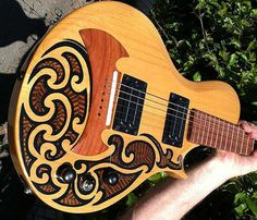 Sweet Custom guitar.