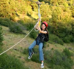 Zipline Adventure Challenge for One near Austin Texas