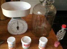 Home brew kit for nettle beer