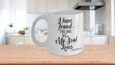 f77c9e69403 ... Eureka Mugs. Bible Verse Mug, Valentine's Day gift, Romantic Gift,  Anniversary, gift for husb