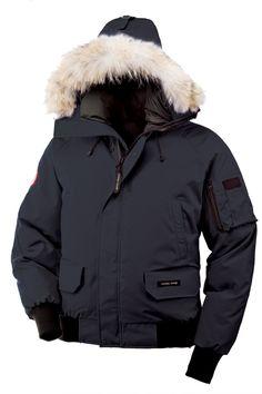 Blouson Aviateur Canada Goose Chilliwack, le meilleur moyen de passer l'hiver au chaud