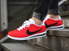 Chaussure Nike Cortez Ultra rouge (1)