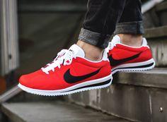 van cleef et arpels - chaussure Nike Cortez Ultra blanche (2) | Sneakers | Pinterest ...