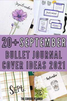 August Bullet Journal Cover, Bullet Journal Cover Ideas, Bullet Journal Hacks, Bullet Journal Mood, Bullet Journal Aesthetic, Bullet Journal Spread, Journal Covers, Bullet Journal Inspiration, Mood Tracker