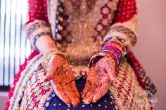 Bride's Mendhi
