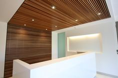 Stunning Reception desk design from Expert designers of A1office Fitouts.