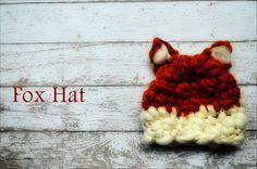 Hat Woodland Fox PDF Pattern/ by TheYarnandRose on Etsy, $1.99