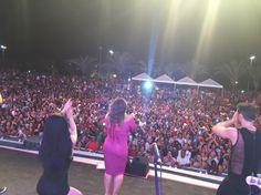 Muitos shows como esse em Madureira