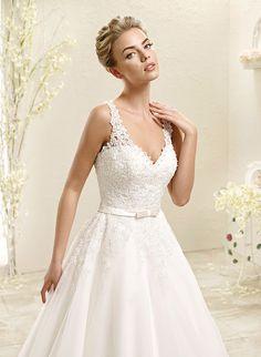 Wedding Gown By Eddy K - Bouquet Style AK120 - (eddyk)