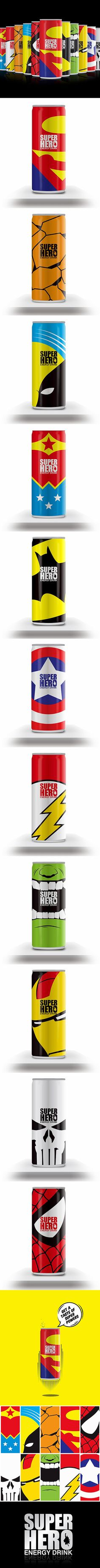 Super Hero Energy Drink<---i will need this for the rest of this week and all of finals week D: