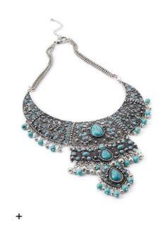 Nice boho necklace