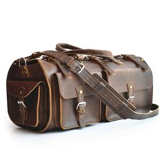 Weekender Duffle Bag