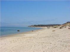 Beautiful Lamberts Cove Beach on Martha's Vineyard
