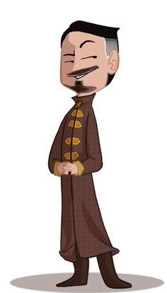 Scribbles of a mind — Could I request Adventure Time Littlefinger? Your drawings are quality.
