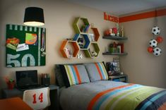 Today's Creative Blog colorful room