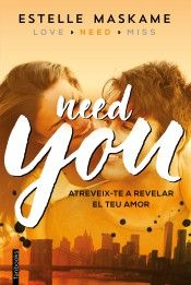 Portada de You 2. Need you
