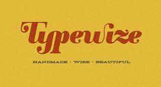 - Typewize - on Behance