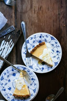 lemon honey anzac tart