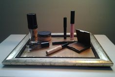 DIY Vanity Tray-From Satisfyingdesigns.com
