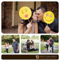 Emoticons handmade by their loving Photographer. PhotoNotions Photography, LLC www.tjphotonotions.com Robbins Park, Davie, Florida. #photonotionsphotography #traceyannjarrett