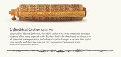 Thomas Jefferson Cipher