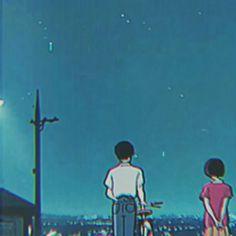 Insta: MaCookies19 Aesthetic Movies, Film Aesthetic, Retro Aesthetic, Aesthetic Anime, Anime Music Videos, Anime Songs, Anime Gifs, Anime Art, V Video