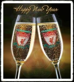 Happy New Year One & All ... Liverpool LFC