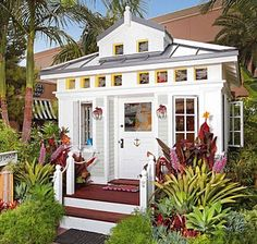playhouse for kids--love