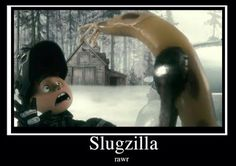 """lol aww doesnt every one just want a little wybie to put in there pocket! hes so kewt! """"check out slugzilla!"""" Wybie(C)HS C: Rawr Coraline And Wybie, Coraline Art, Coraline Jones, Coraline Costume, Spooky Scary, Creepy, Laika Studios, Tim Burton Characters, Beetlejuice"""