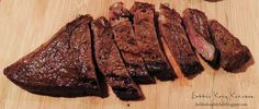 Balsamic and Red Wine Steak Marinade