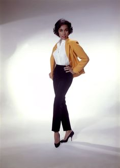 Technically, nobody's perfect. Diahann Carroll, however, is pretty damn perfect.