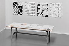 "designeverywhere: ""Rima Typeface 2016 """